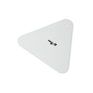 Шпатель треугольный пластиковый Pentrilo, 180 мм