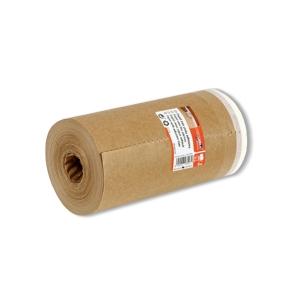 Малярная бумага с клейкой лентой Premium, клейкий слой 9 мм