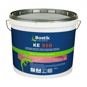 Клей для линолеума и других покрытий Bostik KE 310, 20 кг