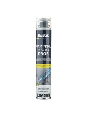 Пена монтажная Bostik P305, 0,75 л