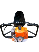 Мотобур 3WT-300B, шнек 200 мм