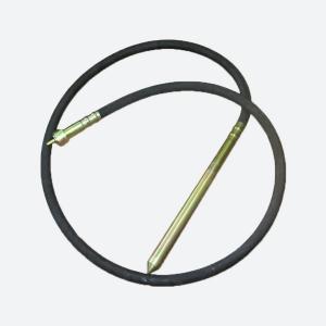 ZIP-150 гибкий вал вибратора L= 3 м, булава d= 38 мм