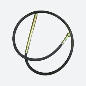 ZIP-150 гибкий вал вибратора L= 3 м, булава d= 48 мм