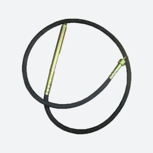 ZIP-150 гибкий вал вибратора L= 4 м, булава d= 38 мм