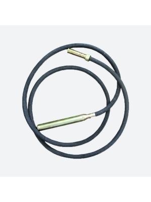 Гибкие валы (4 м) с булавой для глубинного вибратора (диаметр 48 мм)