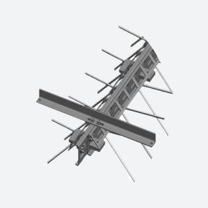 Профиль для шва деформационного ремонтный Бета ПДШ Rβ-70