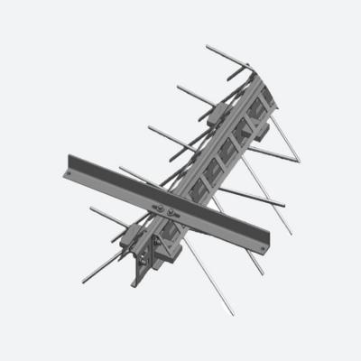 Ремонтный профиль шва деформационного  Бета ПДШ Rβ-130