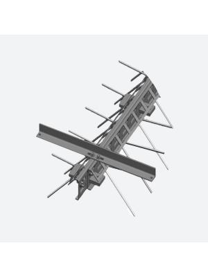 Ремонтные профили для деформационного шва  Бета ПДШ Rβ-160