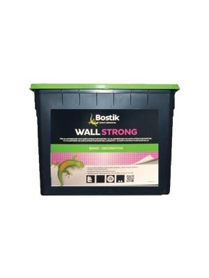 Клей для обоев виниловых и других Bostik Wall Strong (75), 5 л
