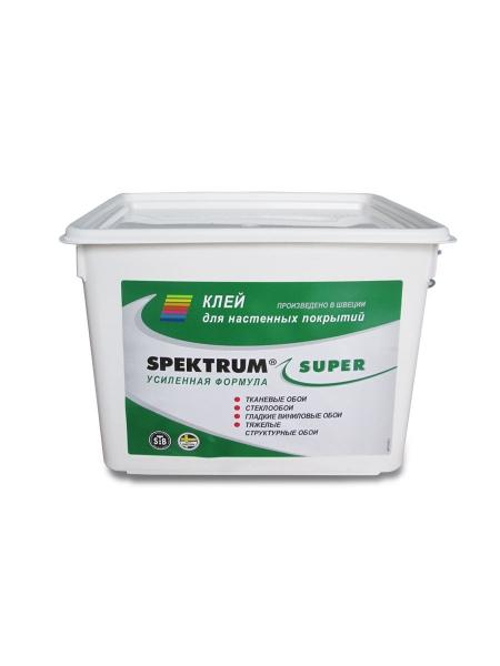 Клей для обоев флизелиновых  и других Spektrum Super, 5 л