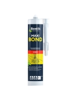 Клей универсальный высокопрочный Bostik Maxi Bond, белый, 0,29 л