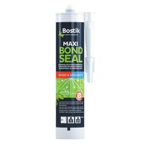 Клей герметик универсальный Bostik Maxi Bond Seal, белый, 0,29 л