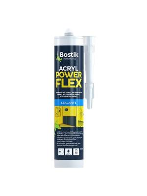 Акриловый герметик Bostik Acryl Power Flex, 0,3 л