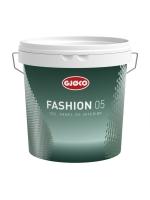 Эмаль полиуретановая Gjoco Fashion 05 (Hvit), 2,7 л