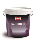 Краска для дверей Gjoco Fashion 15 (Hvit) масляная, 2,7 л