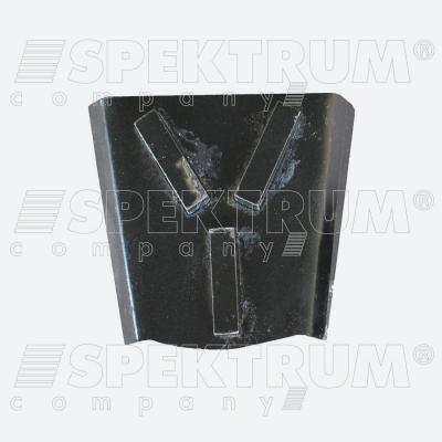 Шлифовальные фрезы алмазные для пола бетонного FRSS 3-60