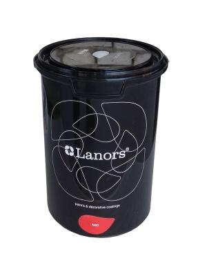 Лессирующее декоративное покрытие Lanors Neo Silver, 1 кг
