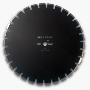 Диск алмазный для быстрой резки свежего бетона и асфальта WH -500