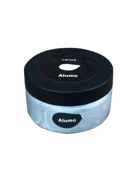 Паста декоративная алюминиевая Lanors Alumo, 250 г