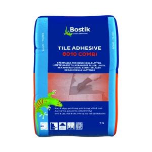 Клей для плитки цементный Bostik 8010 Combi
