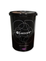 Лак для штукатурки декоративный Lanors Flame полуглянцевый, 5 л
