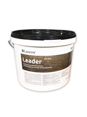 Фактурная штукатурка Lanors Leader на основе микромрамора, 15 кг