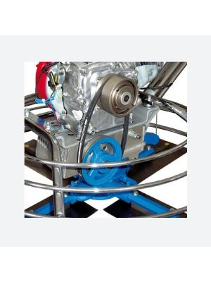 Затирочная машина SPEKTRUM SZM-900 с двигателем Honda GX 270