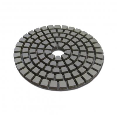 Алмазный шлифовальный круг гибкий диаметр 100 мм h 4 мм №60