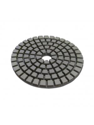 Черепашка для полировки диаметр 100 мм h 4 мм №400 алмазная