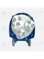 Машины шлифовально-полировальные GPM-400 (диск магнитный)