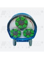 Шлифмашины по бетону GPM-500 (диск магнитный)
