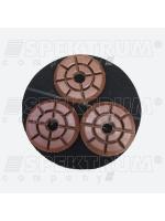 Шлифовальная машина промышленная GPM-400 (диск-липучка)
