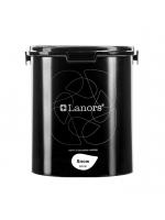 Краска декоративная Lanors Snow Silver перламутровая (серебро), 3 кг