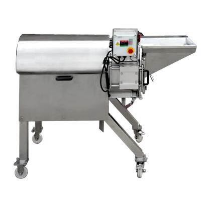 Машина для резки овощей и фруктов в слайсы (кольца), соломку, кубики LV-1500