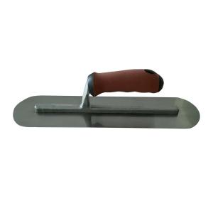 Малка закругленная 35 см для затирки бетона