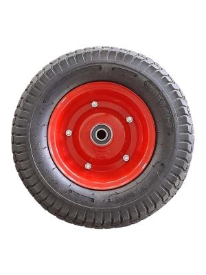 Колесо для тачки 16х6.50-8 диаметр 383 мм