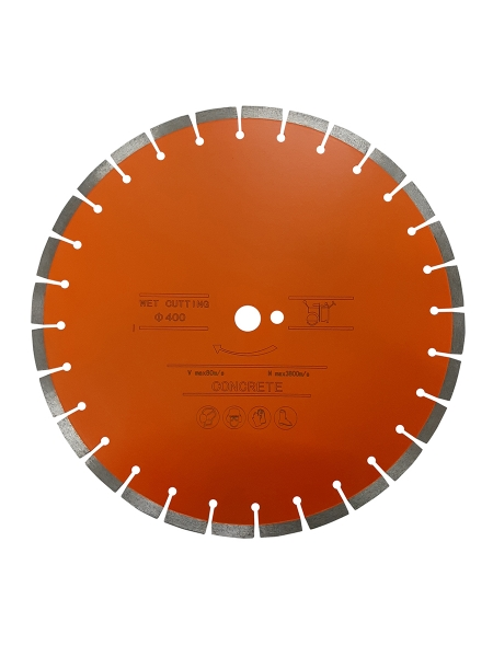Диск алмазный отрезной SPEKTRUM - 400 мм/ 25,4 мм