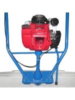 Виброрейка ручная РВ-01Д лезвие 1м бензиновая (двигатель Honda GX-35)