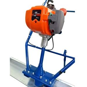 Виброрейка ручная РВ-01Д лезвие 1м бензиновая (двигатель Spektrum 140FA)