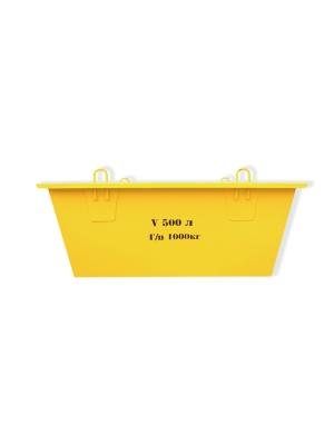 Ящик для раствора ЯК-0,5