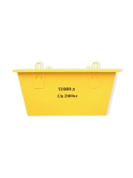 Ящик для раствора ЯК-1,0