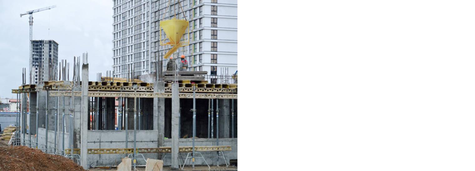 Бункер для бетона ББМЭ-1 Спектрум купить оптом