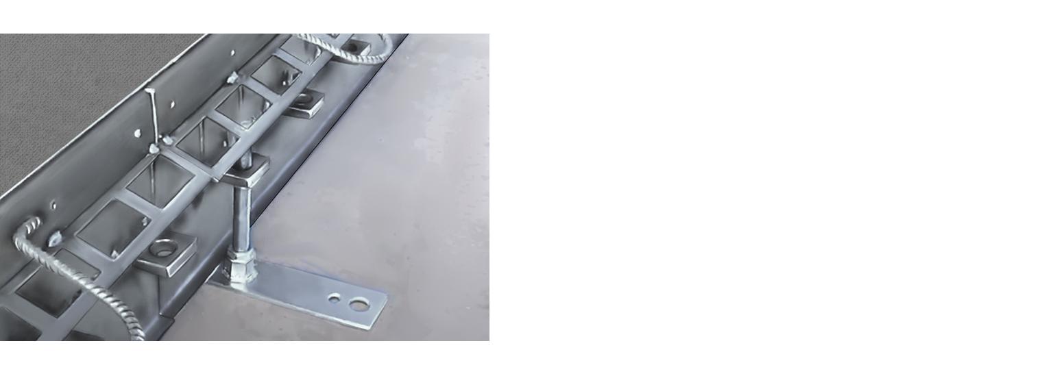 Профиль для деформационного шва ПДШ Альфа-профиль α-130-170 Спектрум купить оптом