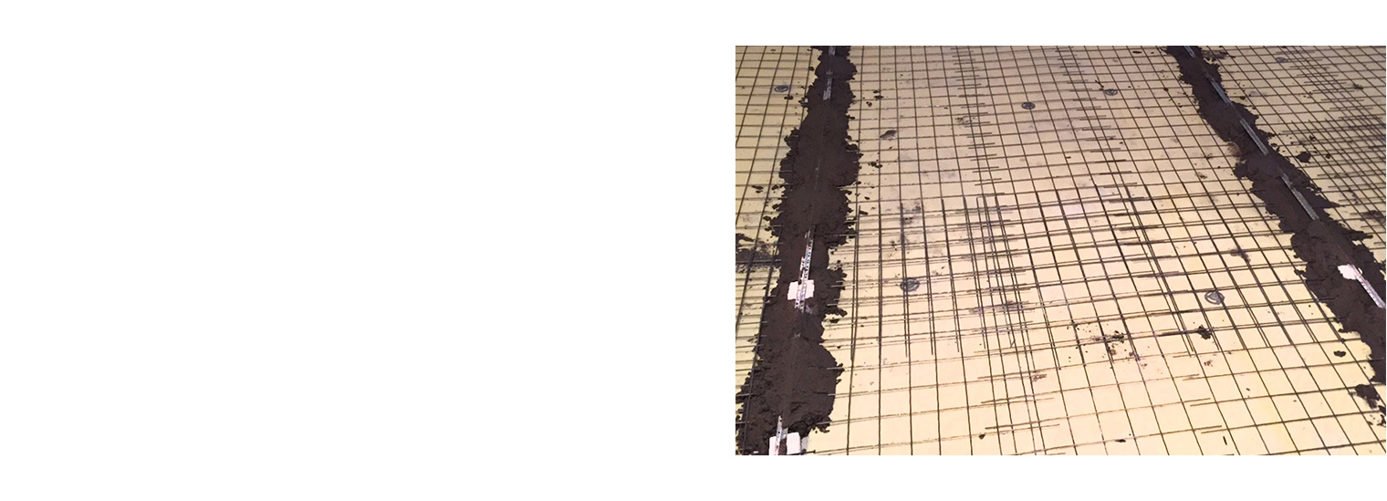 Профиль для деформационного шва ПДШ Т-профиль t-45 производство Спектрум