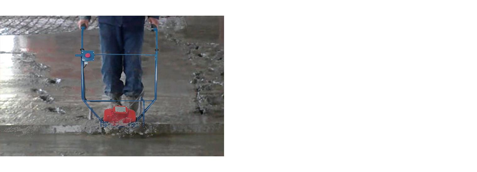 Плавающая виброрейка для бетона электрическая ручная РВ-01 220В оптом производство