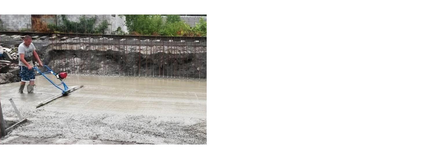Плавающая виброрейка для бетона бензиновая ручная РВ-01Д Honda GX-35 оптом производство
