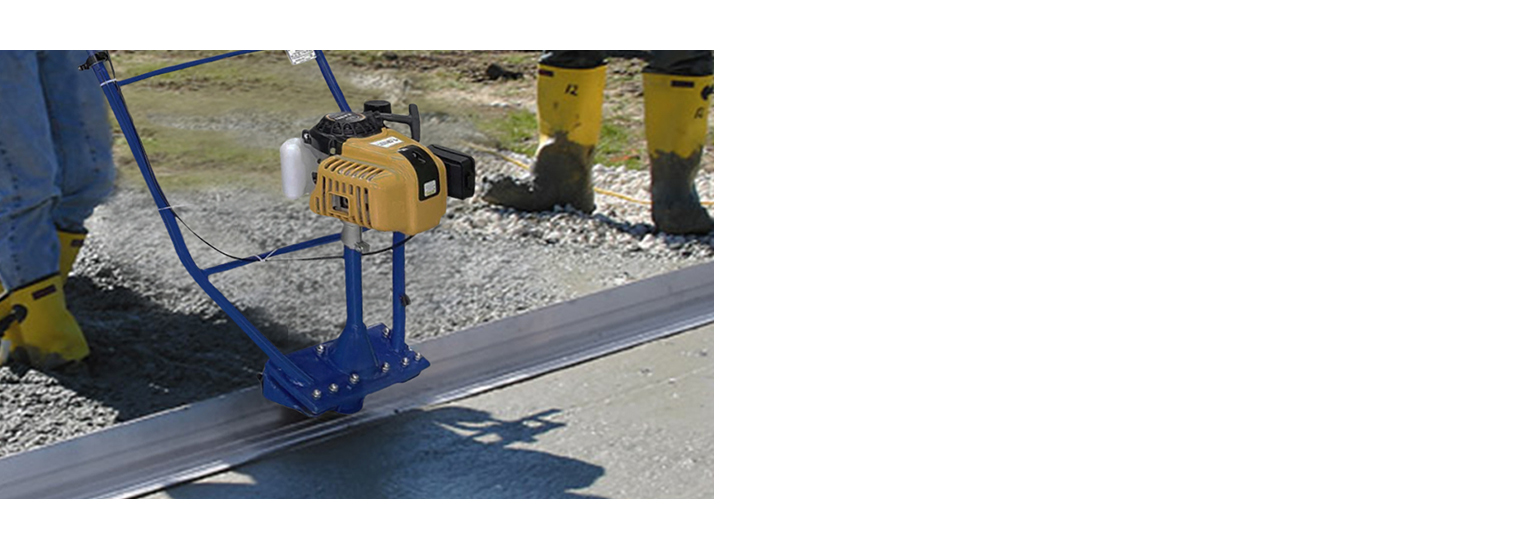 Плавающая виброрейка для бетона бензиновая ручная РВ-01Д Kasei EX037 оптом производство