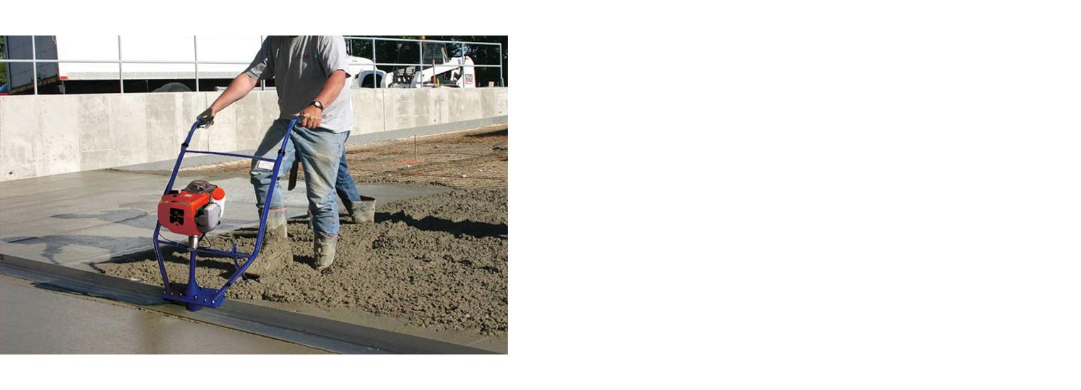 Плавающая виброрейка для бетона бензиновая ручная РВ-01Д Spektrum 140FA оптом производство